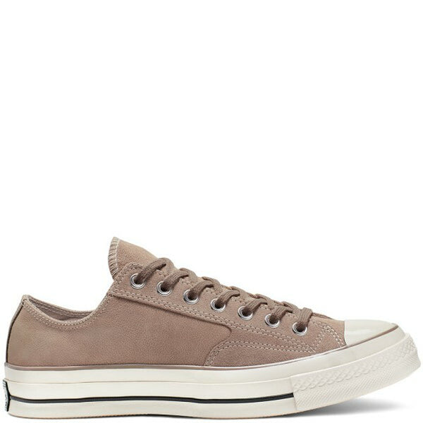 CT70 HUMMUS LEATHER GREY LOW CUT 164941C - raretem.shop