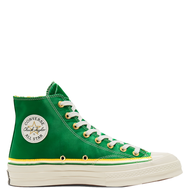 CT70 X NBA BREAKING DOWN BARRIERS 'BOSTON CELTICS' GREEN HI CUT 167060C