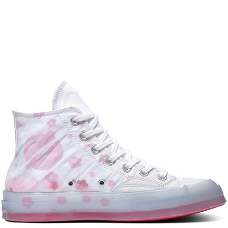 CT70 CHERRY BLOSSOM(SAKURA) WHITE HI CUT 166753C - raretem.shop