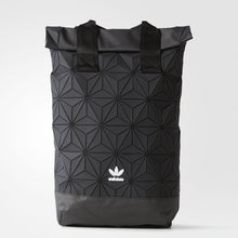 Load image into Gallery viewer, Adidas 3D Roll Up Backpack Issey Miyake (Black) - Japan Paradise