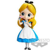 Banpresto Qposket Alice Thinking Time (REGULAR) - Japan Paradise
