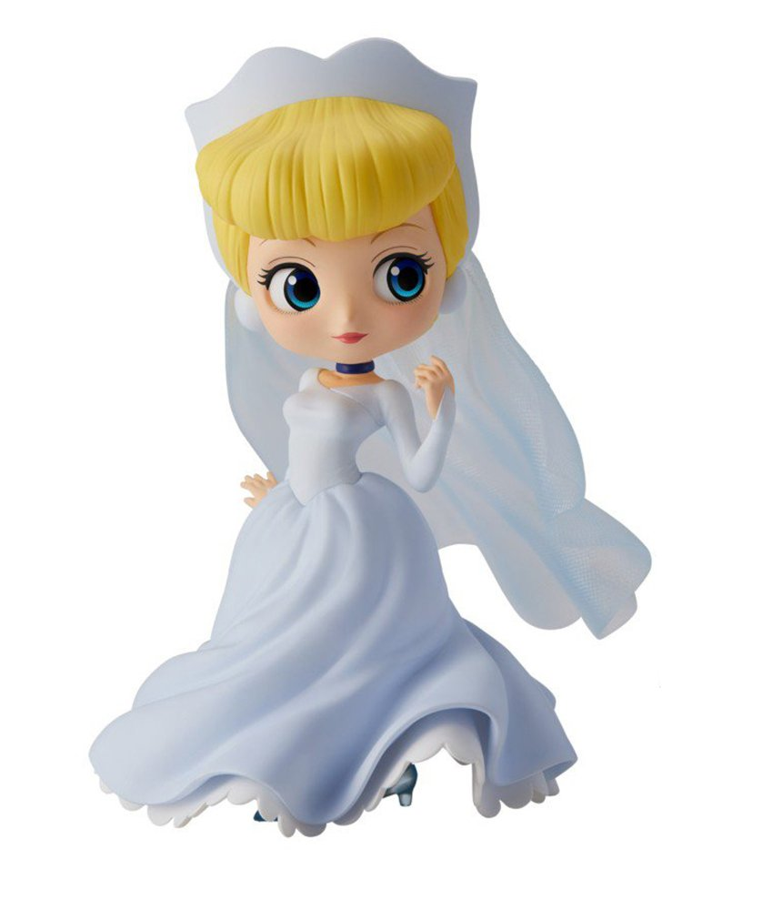 Banpresto Qposket Disney Cinderella Dreamy Style (REGULAR) - Japan Paradise