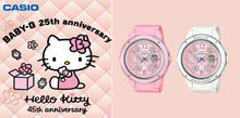 Load image into Gallery viewer, Baby-G x Hello Kitty Watch 2019 Release Mar 2019 - Japan Paradise