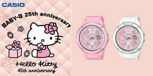 Baby-G x Hello Kitty Watch 2019 Release Mar 2019 - Japan Paradise