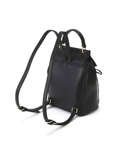 Jill by Jillstuart Lace Up Backpack - Japan Paradise