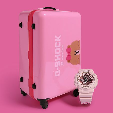 G-Shock x Linefriends (Choco) - Japan Paradise