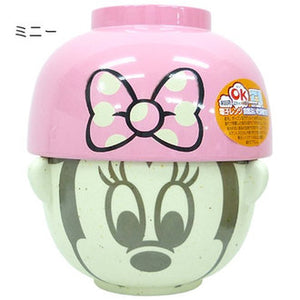 Minnie Mouse Rice Bowl - Japan Paradise