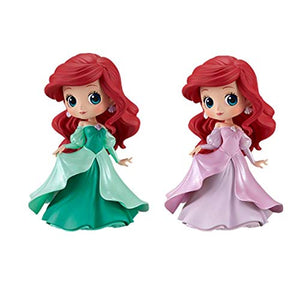 Banpresto Qposket Ariel Princess (Set of 2) - Japan Paradise