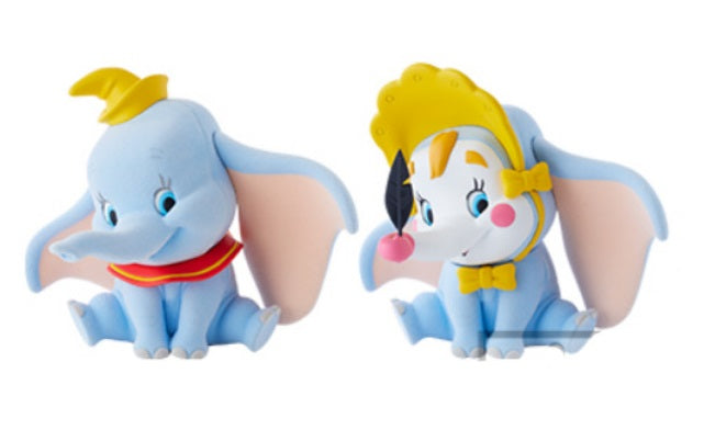 Banpresto Qposket Fuffy and Puffy Dumbo (Set of 2) - Japan Paradise