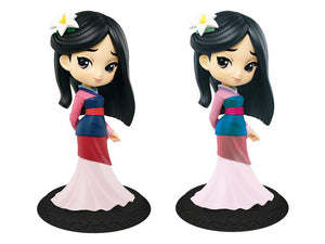Banpresto Qposket Mulan (Set of 2) - Japan Paradise