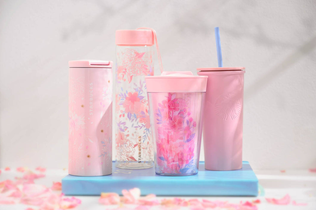 Starbucks Spring 2019 Collection - Pink Petals - Japan Paradise