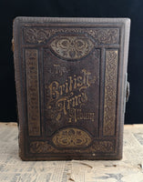 Victorian musical photograph album, The British Army