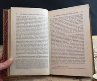 Collections for the Genealogy of Nobel families, Henzey, Tyttery and Tyzack, rare antique book