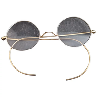 Vintage 1930s round framed glasses