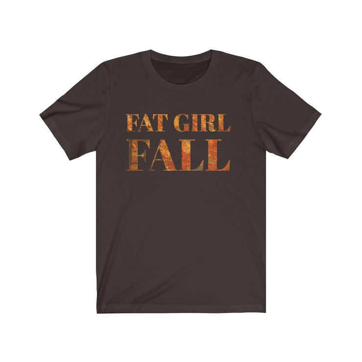 Fat Girl Fall Tee