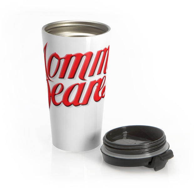 Mommie Dearest Stainless Steel Travel Mug