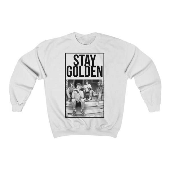 Stay Golden Crewneck Sweatshirt
