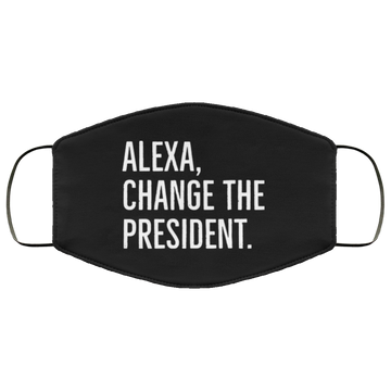 Change The President Face Mask
