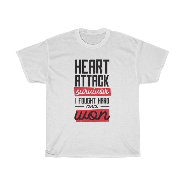 I Survived A Heart Attack Tee