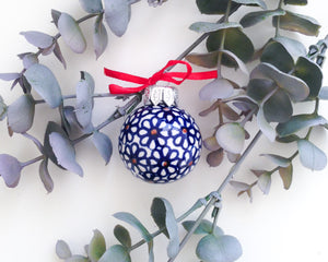 Christmas Bauble - Small