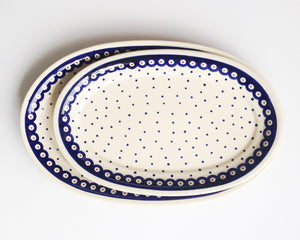 Oval Serving Plate - Large