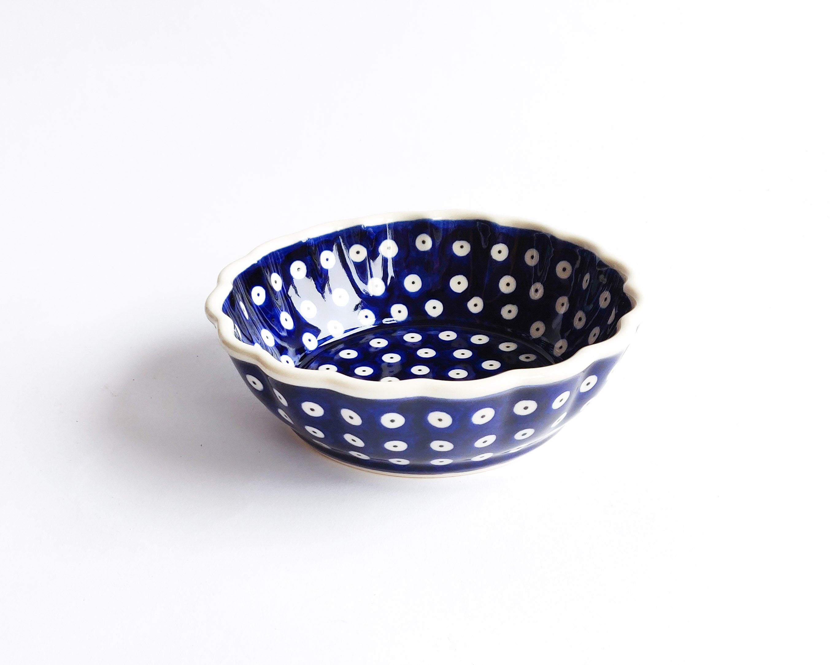 Fluted bowl - small