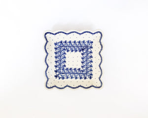 Square Plate - small