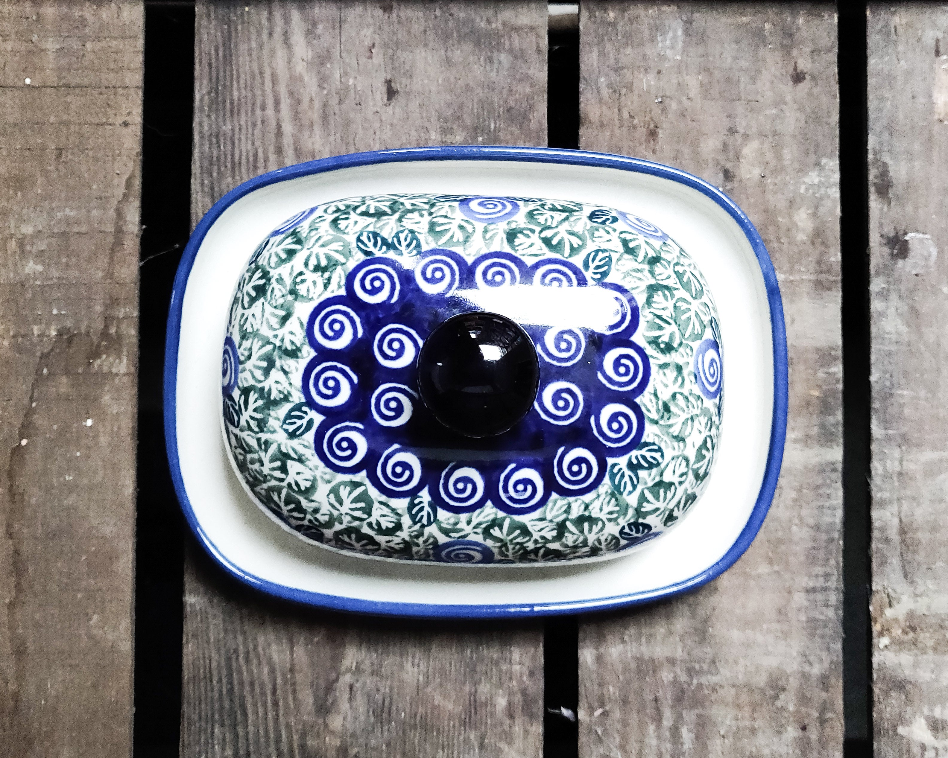 Butter Dish - Small