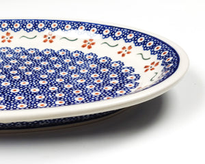 Oval Serving Plate - Medium
