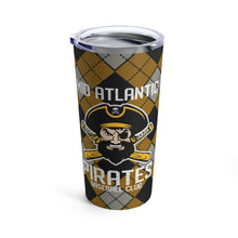 Load image into Gallery viewer, Mid Atlantic Pirates/Argyle/Tumbler 20oz