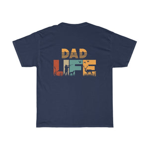 Dad Life/Got Ya Dad/Unisex Heavy Cotton Tee