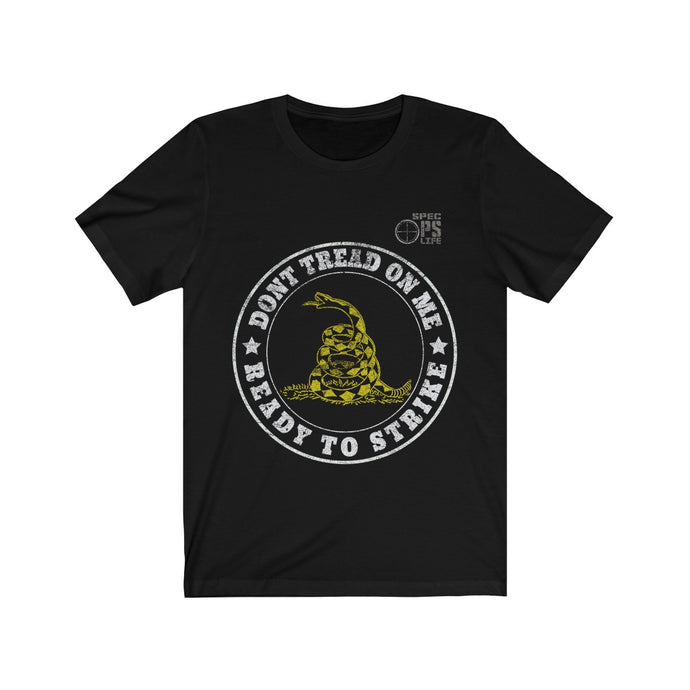 Spec Ops Life/Big Ready To Strike/Unisex Jersey Short Sleeve Tee