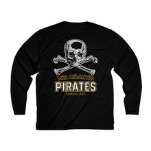 Load image into Gallery viewer, MAP BB Club/Skull & Bones/Back logo/Men's Long Sleeve Dry-Fit