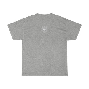 Genuine 615 Life/Block House Logo/Unisex Heavy Cotton Tee