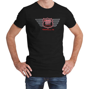 Music City Cartage/Dry Fit/Tee Shirt/Rock