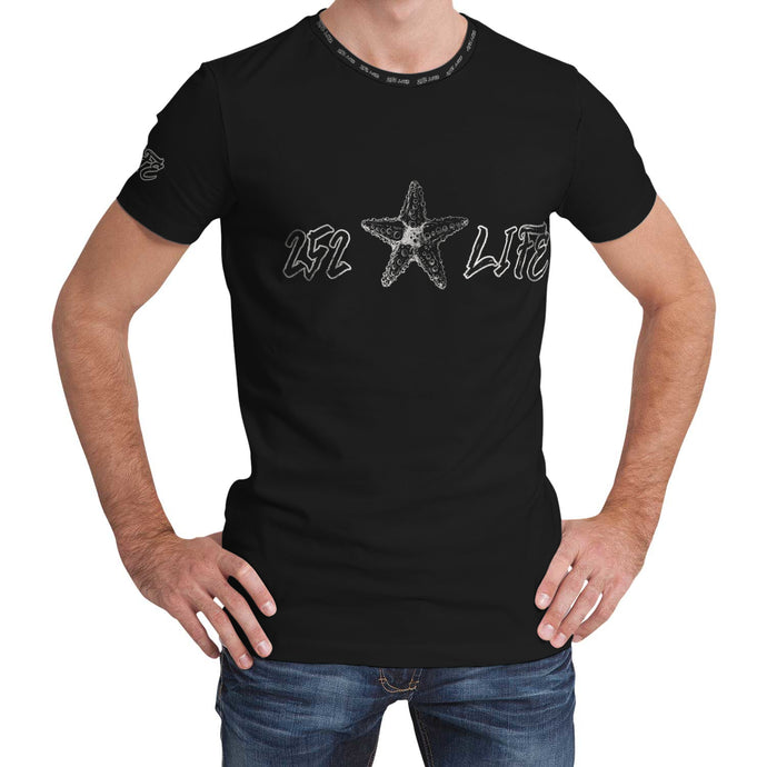 252 Life/Starfish/Dry Fit/Tee Shirt/Mens/Womens/Outer Banks/North Carolina