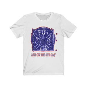 The Jam Goes On/Teddy 8th Day/Unisex Jersey Short Sleeve Tee