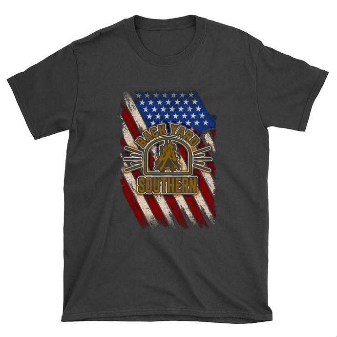 Backyard Southern Old Glory Tee