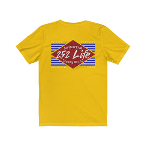 252 Life/Swim Wear/Unisex Jersey Short Sleeve Tee/Outer Banks