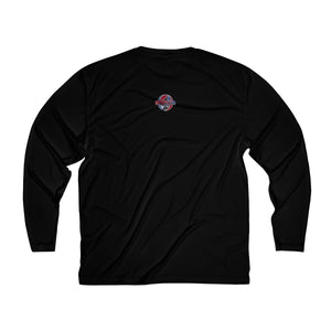 Motherhsip/Stealy/Men's Long Sleeve Moisture Absorbing Tee