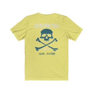 252 Life/Pirates Coast/Unisex Jersey Short Sleeve Tee/Outer Banks