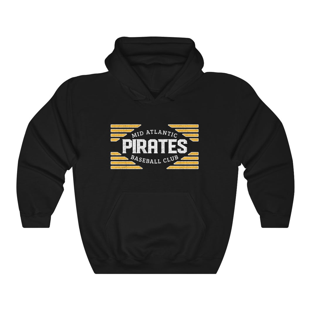 Mid Atlantic Pirates/Work Logo/Unisex Heavy Blend™ Hooded Sweatshirt