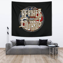 Load image into Gallery viewer, Heather Edwards Band/Patriotic Logo/Tapestry