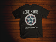 Load image into Gallery viewer, Lone Star Disposition/Star State/Unisex Jersey Short Sleeve Tee