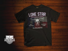 Load image into Gallery viewer, Genuine Lone Star/Garage/Lonely Star/Light/Unisex Jersey Short Sleeve Tee