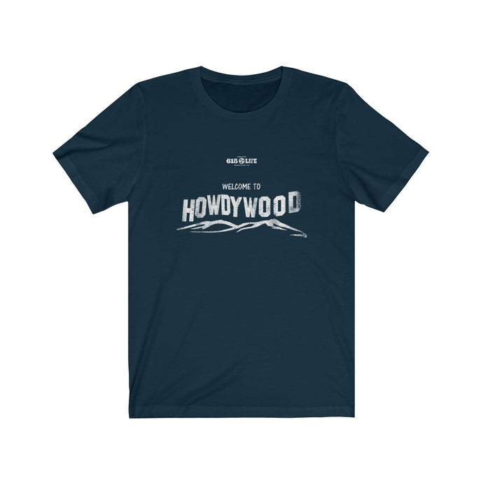 Genuine 615 Life/Howdywood/Unisex Jersey Short Sleeve Tee