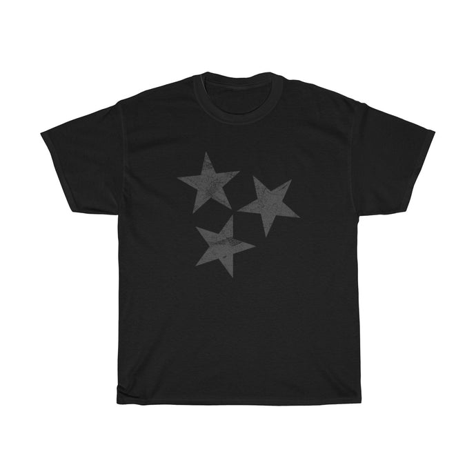 Genuine 615 Life/Stars Logo/Unisex Heavy Cotton Tee