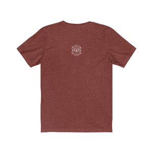 Genuine 615 Life/Workwear Logo/1779/Unisex Jersey Short Sleeve Tee