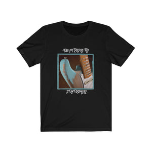 Stratosphere/The Jam Goes On/Unisex Jersey Short Sleeve Tee