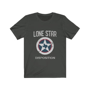 Lone Star Disposition/Star State/Unisex Jersey Short Sleeve Tee